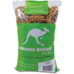 BOUNCE RUBBER BANDS® SIZE 34  500GM BAG
