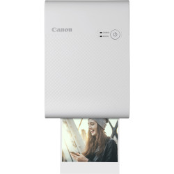 CANON SELPHY QX10 PORTABLE PRINTER White