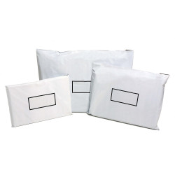 CUMBERLAND COURIER BAGS Self Adh Flap 5Kg 375x550mm